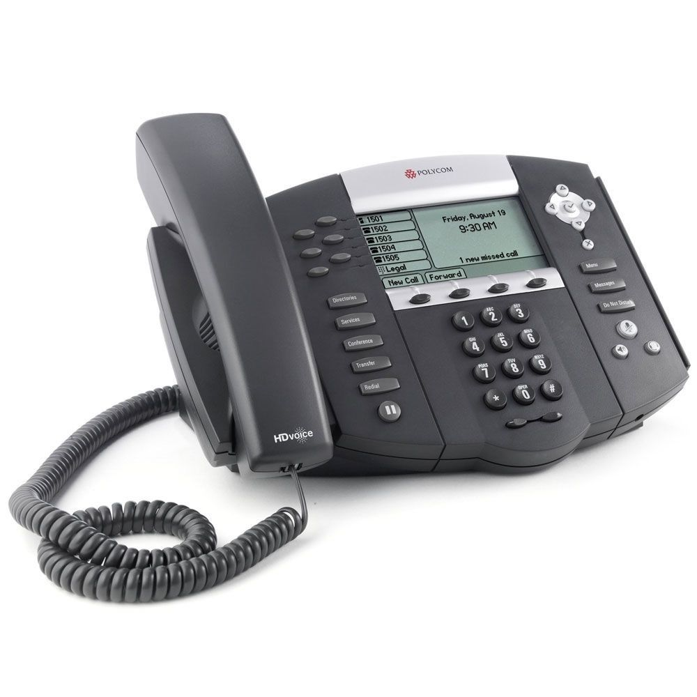 Trixbox Polycom Directory of all extensions for IP650